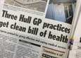Hull GP practices rated good by the CQC