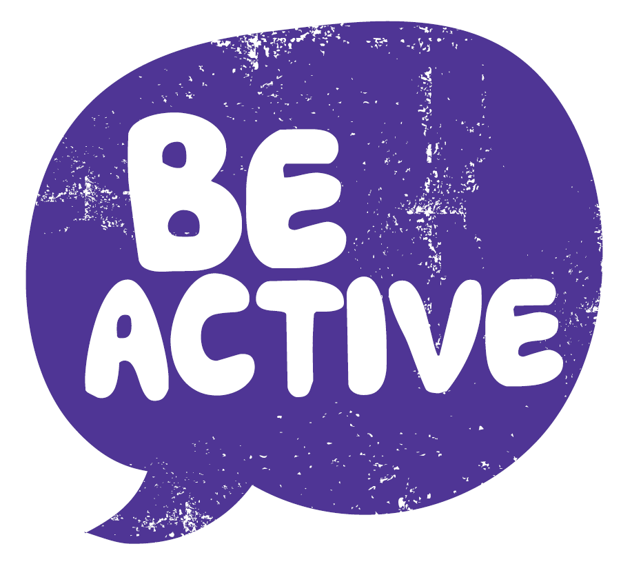Be Active icon - Web