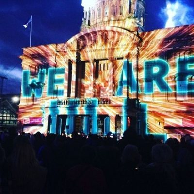 Hull City Hall in Hull City of Culture 2020