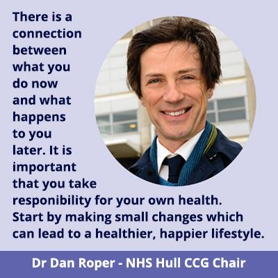 Dr Dan Roper quote