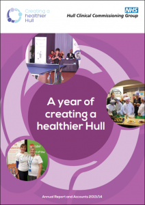 Hull CCG Annual Report 2013/14