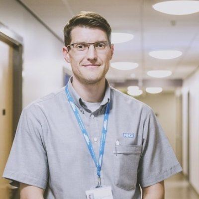 NHS staff member