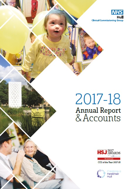 Hull CCG 2017/18 Annual Report