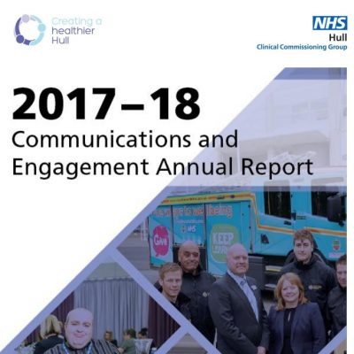 Communications and Engagement Annual Report