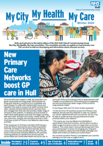 Primary care newsletter
