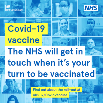 COVID-19 Vaccination Programme – what you need to know